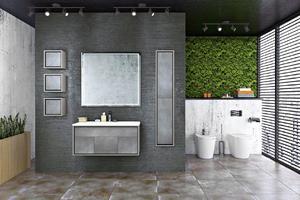 Мебель для ванной комнаты Акватон коллекция Уэльс