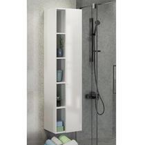 """Comforty Шкаф-колонна """"Милан-40"""" белый глянец"""