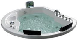 Акриловая ванна Gemy G9053 O 185x162x74
