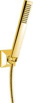 Ручной душ со шлангом 150 см и держателем, золото Cezares LEGEND-KD-03/24