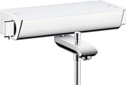 Смеситель Hansgrohe Ecostat Select 13141400 для ванны с термостатом