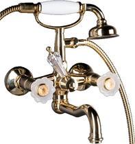 Смеситель для ванны Boheme Camelia бронза 293-Camelia