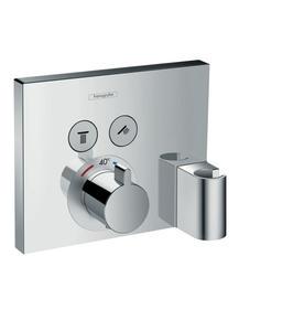 Смеситель Hansgrohe Select 15765000 для душа с термостатом