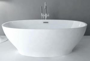 Акриловая ванна Abber G9207 165x80x60
