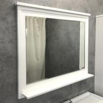"Comforty Зеркало ""Феррара-100"" белый"