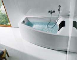Акриловая ванна Roca Hall Angular 150х100 ZRU9302865 R