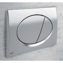 Кнопка смыва AlcaPlast M71 для инсталляции хром-глянцевая