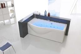 Ванна SSWW A1901L 185x85 с гидромассажем