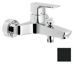 Смеситель Nobili Acquaviva VV103110/1BM для ванны черный