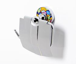 Wasserkraft Diemel K-2225 Держатель туалетной бумаги с крышкой