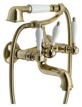 Смеситель Nobili Antica AT31001BR для ванны с душем