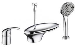 Смеситель для ванны/душа Orange Iris M41-333cr на борт ванны