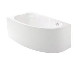 Акриловая ванна Roca Merida 170х100 ZRU9302992 левая