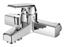 Смеситель для ванны/душа OneLife P02-100cr полимерный