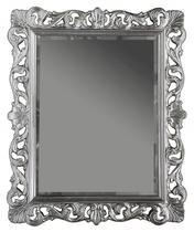 Зеркало Boheme Caprice с подсветкой серебро поталь 562