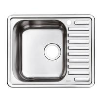 Мойка кухонная IDDIS Strit хром глянцевый STR58PLi77