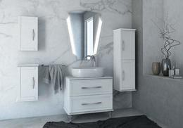 Зеркало с LED подсветкой Cezares 70x92 Tiffany 45020
