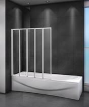 Шторка на ванну Cezares RELAX-V-5-120/140-P-Bi-L