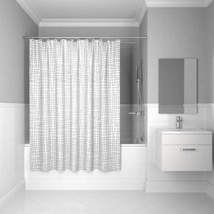 Шторка для ванной комнаты IDDIS Basic 341P20Ri11