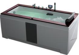 Акриловая ванна Gemy G9057 II K L 186x91x80
