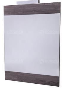 Зеркало Aqwella Бриг 70 Br.02.07/Gray