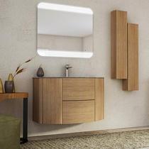 Зеркало с LED подсветкой Cezares 80x70 Eden 45007
