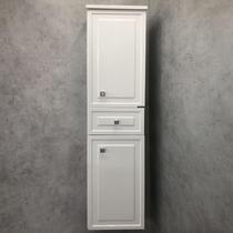 "Comforty Шкаф-колонна ""Феррара-40"" белый"