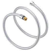 Душевой шланг D&K квадратная оплётка серый DC1200701