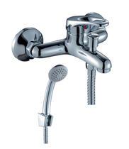 Смеситель для ванны Rossinka B35-31 Хром