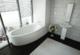 Акриловая ванна АКВАТЕК DIV150-0000002 Дива 150x90 см правая