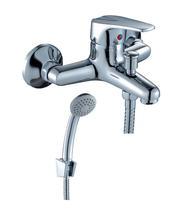 Смеситель для ванны и душа Rossinka D40-31 Хром