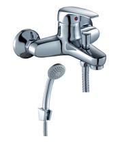 Смеситель для ванны и душа Rossinka F40-31 Хром
