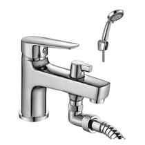 Смеситель для ванны Rossinka S35-38 Хром