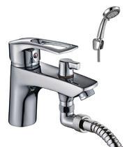 Смеситель для ванны Rossinka T40-38 Хром