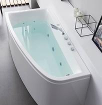 Ванна SSWW A2203L 170x85 с гидромассажем