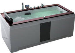 Акриловая ванна Gemy G9057 II K R 186x91x80