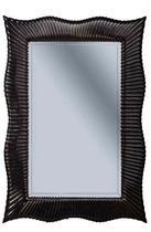 Зеркало Boheme Soho с подсветкой чёрный 558