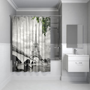 Шторка для ванной комнаты IDDIS Basic 541P18Ri11
