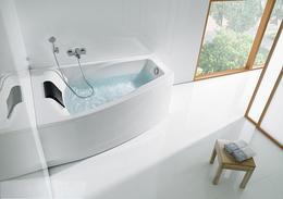 Акриловая ванна Roca Hall Angular 150х100 ZRU9302864 L