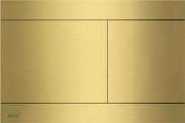 Кнопка смыва AlcaPlast FUN для инсталляции золото FUN-BRASS