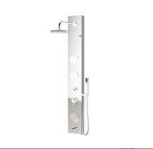 Душевая панель со смесителем для ванны AVA AV9332SS