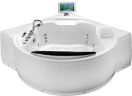 Акриловая ванна GEMY G9071 II O 181x181x75