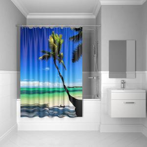 Шторка для ванной комнаты IDDIS 630P18Ri11