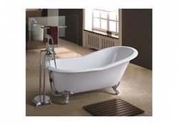 Чугунная ванна Aquanet Sharking SW-1007A 170x76