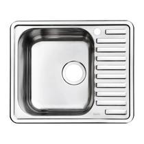 Мойка кухонная IDDIS Strit сатин STR58SLi77