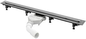 Душевой лоток Viega Advantix Vario Set 704360 300-1200 мм хром глянцевый