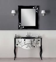 Зеркало Cezares 89x90 Decorato Rosa Anthony 990.04