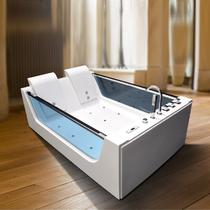 Акриловая ванна Grossman GR-18012 180x120 отдельностоящая с гидромассажем
