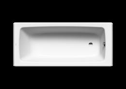 Стальная ванна Kaldewei Puro 170х75 с покрытием easy-clean