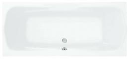 Santek Корсика 180х80 прямоугольная белая 1WH111981
